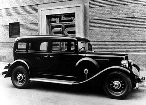 1936 - Volvo TR 701