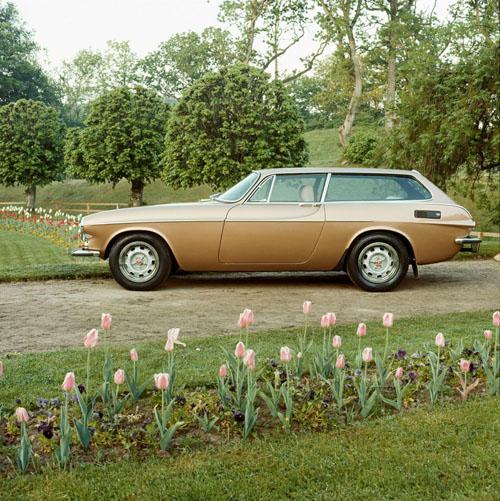 1972 - Volvo 1800 ES
