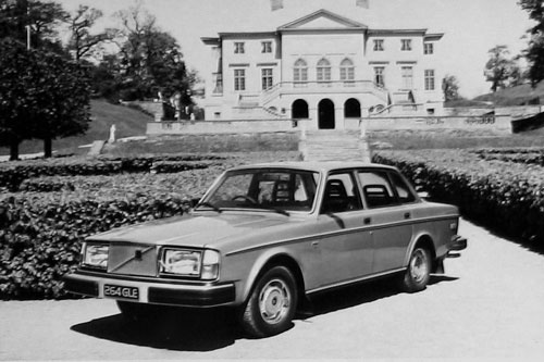 1975 - Volvo264 GLE