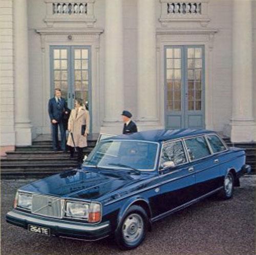 1976 - Volvo 264TE