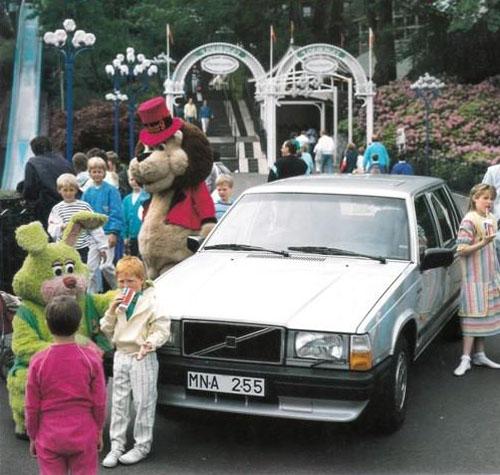 1985 – Volvo 740 GL