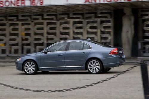 2012 - Volvo S80