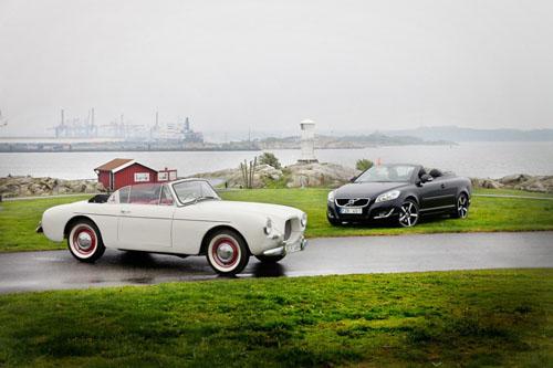 2013 - Volvo C70 & Volvo P1900