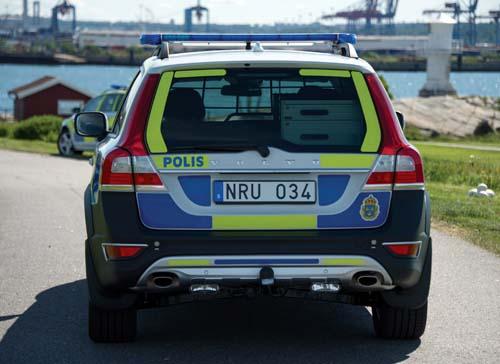 2014 - Volvo XC70 Polis