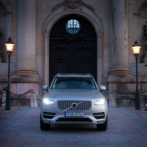 2015 – Volvo XC90 for the Royal Wedding of Prince Carl Philip and Sofia