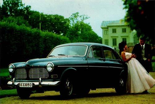 1964 - Volvo Amazon