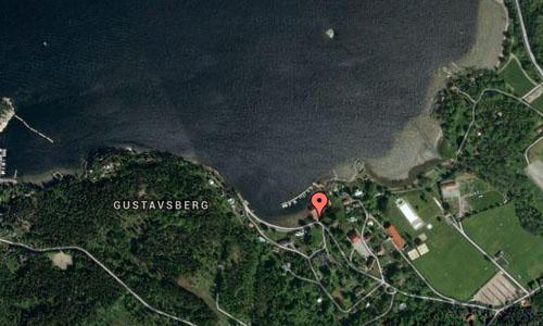 Gustafsberg in Uddevalla Maps