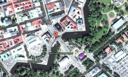 Kungsportsbron in Göteborg Maps