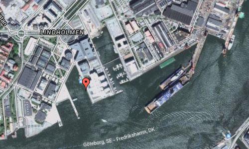 Lindholmen in Göteborg maps3