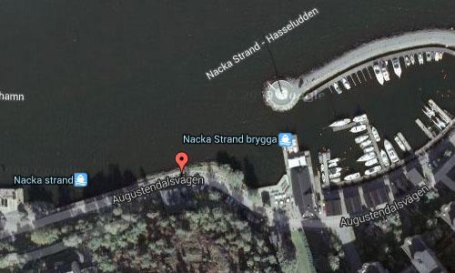 Nacka Strand Maps2