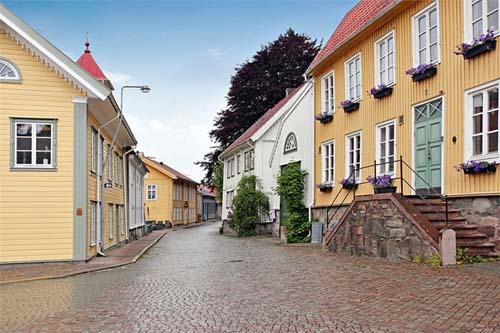 2013 - Västra Gatan in Kungälv