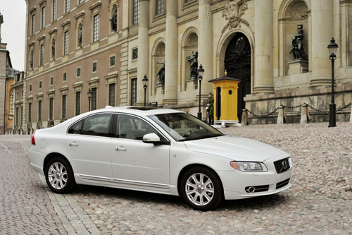 2010 - Volvo S80 Royal Wedding Edition