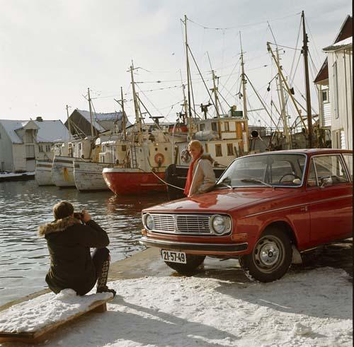 1968 - Volvo 142