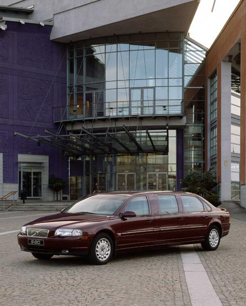 2000 - Volvo S80 Executive
