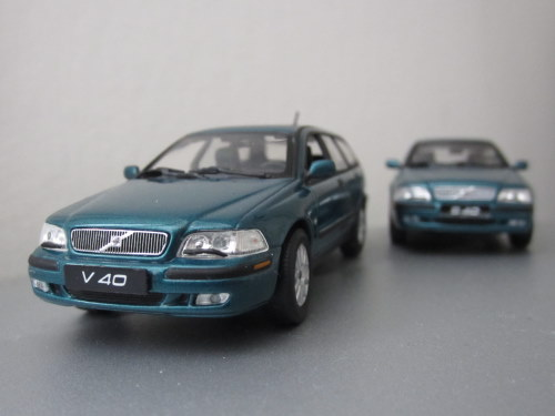 Collecting Volvo 1/43 models | @guidof