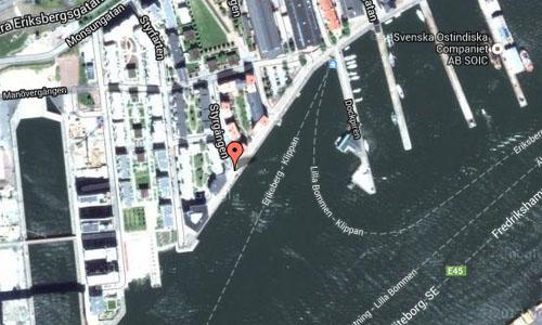 Maskinkajen in Göteborg Maps