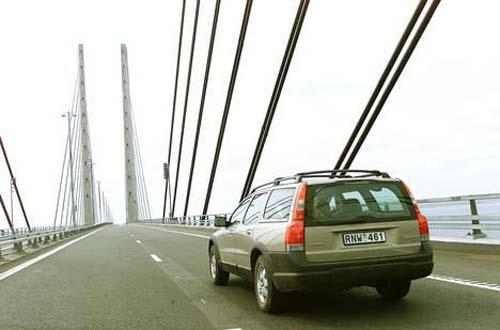 2000 - Volvo V70 XC