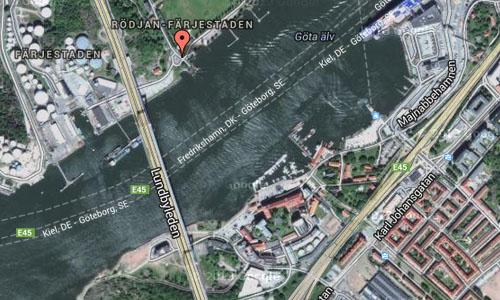 Älvsborgsbron Maps