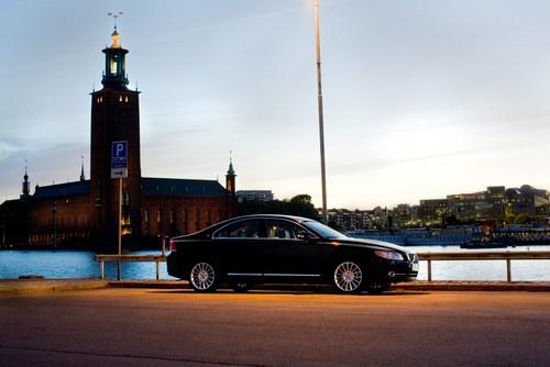 2012 - Volvo S80 Executive