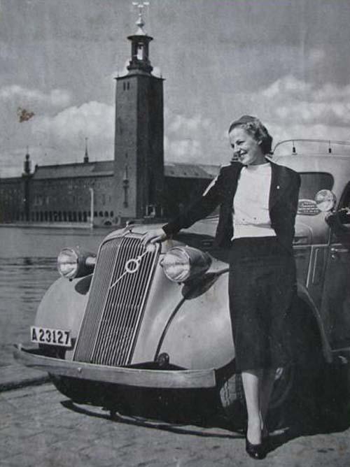 1938 - Volvo PV51