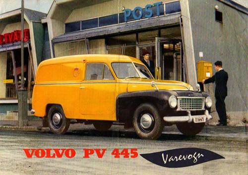 1955 - Volvo Duett