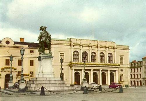1955 - Börsen Göteborg