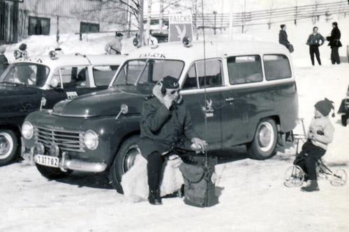 1956 – Volvo PV445 Duett