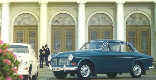 1965 - Volvo 122S
