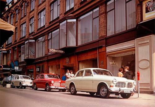 1966 - Volvo Amazon P122S