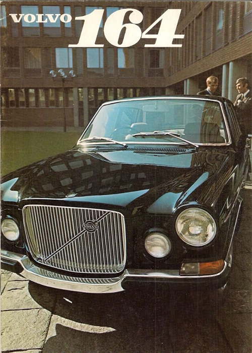 1970 - Volvo 164