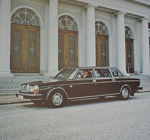 1976 - Volvo 264 TE