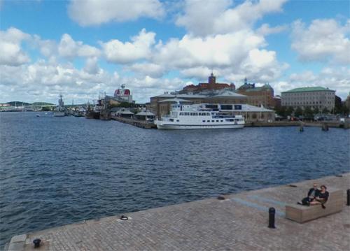 2016 - Stenpiren in Göteborg (Google Streetview)