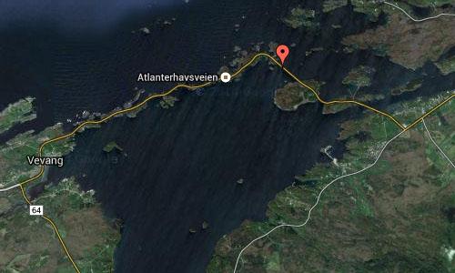 Atlanterhavsveien Maps2