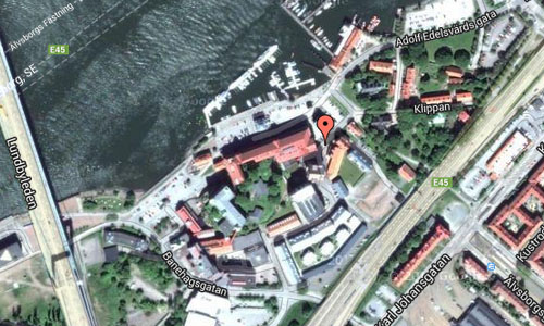 Klippan in Göteborg Maps