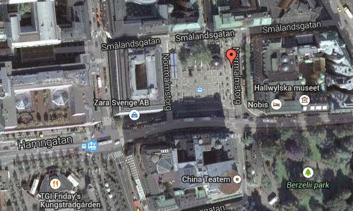 Norrmalmstorg map2