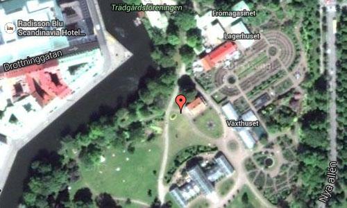 Trädgårdsföreningen Göteborg Maps2