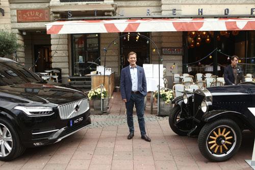 2014 - Volvo XC90 and Volvo ÖV4