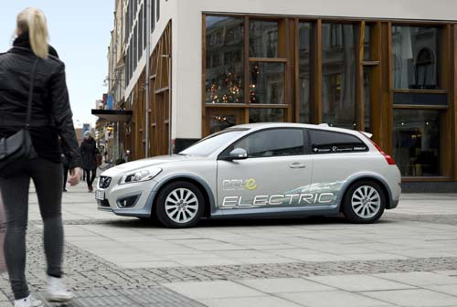 2010 - Volvo C30 Drive Electric