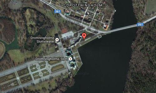 drottningholm maps
