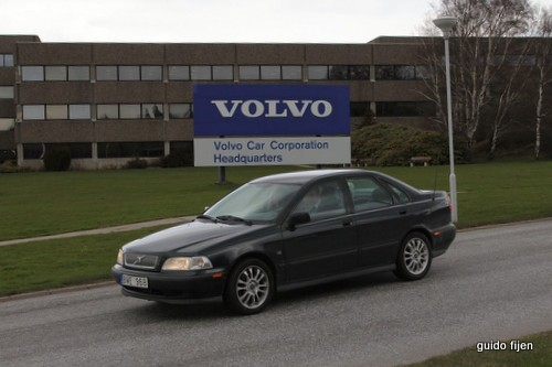 Volvo Factory Tour 2012 #5   @guidof