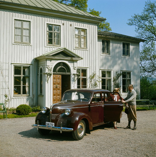 1973 - Volvo PV60 (1946)