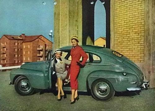 1954 - Volvo PV444ES