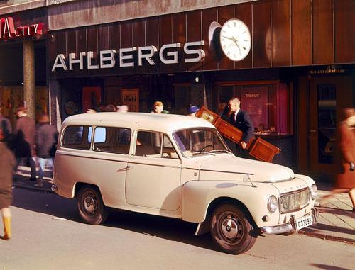 1965 - Volvo 210 Duett
