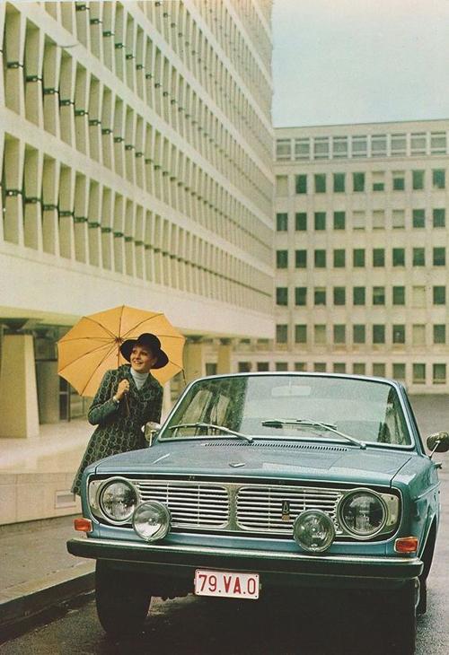 1970 - Volvo 144 Grand Luxe