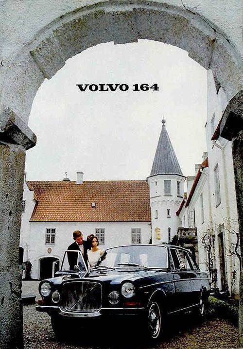 1968 - Volvo 164