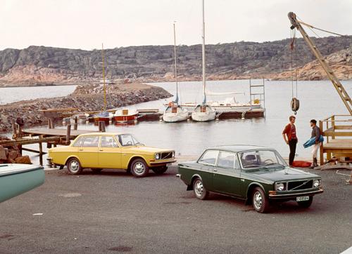 1972 - Volvo 144 & 142