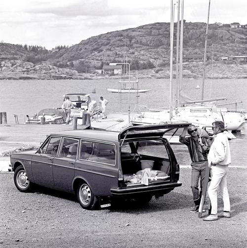 1971 - Volvo 145 width=