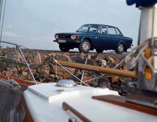 1973 - Volvo 144 GL