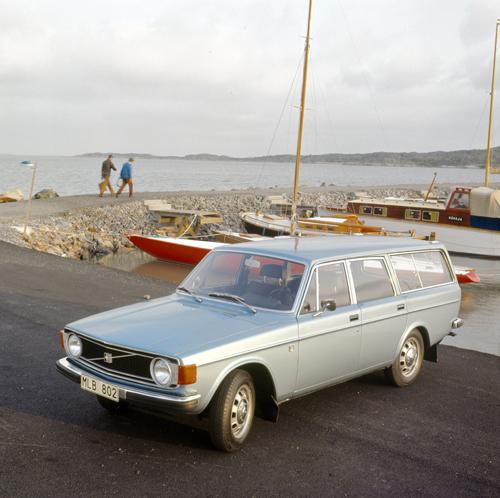 1973 - Volvo 145