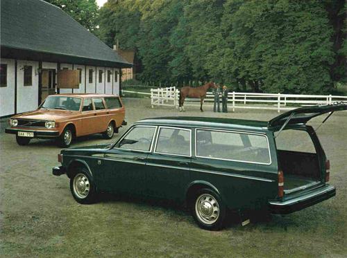 1974 - Volvo 145